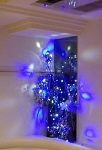 クリスマスディスプレイ1