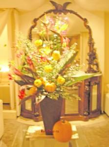 ハロウインのアレンジ
